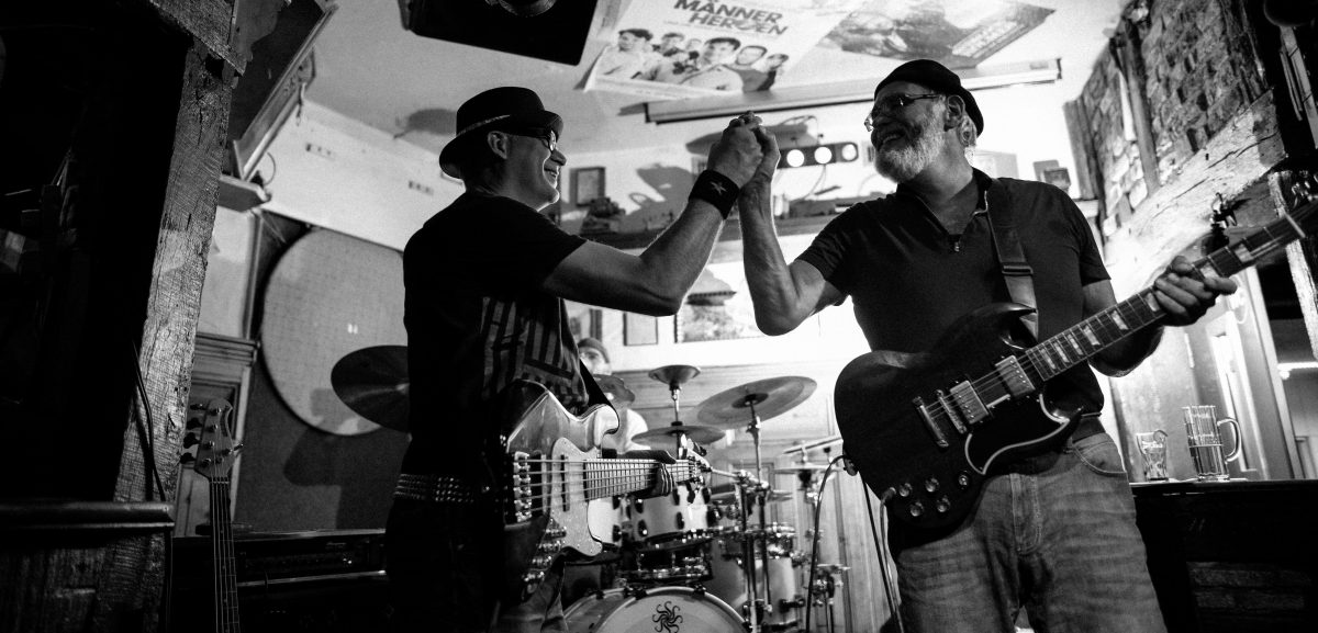 """DeLücks Band """"Rock and Blues Cover"""""""